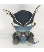 "Official Sony Playstation Brand Bloodborne The Hunter Stubbins 7"" Plush NEW - $13.36"