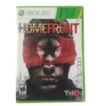 Microsoft Xbox 360 HomeFront Video Game (Complete, 2011) - $9.70