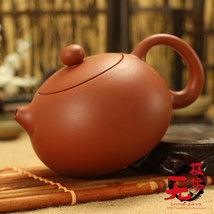 Smteapot Clay Xishi Teapot Kung Fu Tea Set 320ml Sand - $33.95