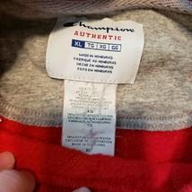Champion Bright Red Pullover Sweatshirt Men's Size XL image 2