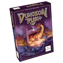 Dungeon Rush Board Game Multiplayer Interactive Brain Games USA BRG1001 - $17.99