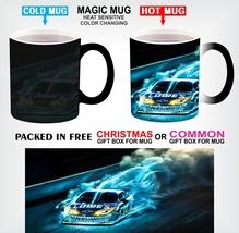 "Magic Color Changing Coffee Mug ""NASCAR DEVIL CAR""  Christmas Gift P1 - $14.99"