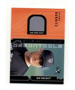 2002 Fleer E-X Game Essentials #5 Jeromy Burnitz NM-MT MEM New York Mets - $4.99