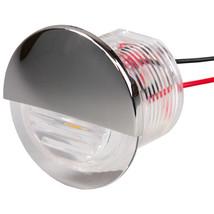 Sea-Dog Round LED Flush Mount Courtesy Light - White [401270-1] - $27.69