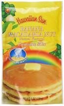 Banana Macadamia Nut Pancake Mix, 6 Ounce by Ha... - $11.86
