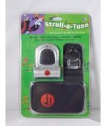 Stroll-a-Tune Stroller Speaker System for MP3 Satellite or AM/FM Radio 5... - $17.81