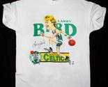 Larry bird shirt vintage tshirt 1980s boston celtics national basketball nba tee thumb155 crop