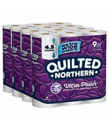 Quilted Northern Ultra Plush Toilet Paper, 36 Extra Wide Rolls, 3-ply Ba... - $54.43