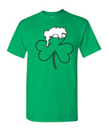 St Patrick's Day Shamrock Beer Mug St Pat's  Men's Tee Shirt 1764 - $8.87+