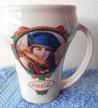 Coca Cola Coke Coffee Cup Mug - $6.20