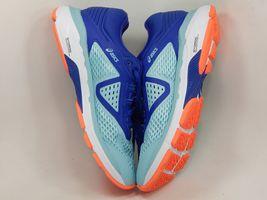 Asics GT 2000 v 6 Size US  6.5 M (B) EU 37.5 Women's Running Shoes Blue T855N image 6