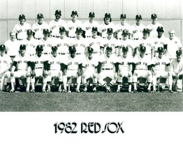 1982 BOSTON RED SOX 8X10 TEAM PHOTO BASEBALL PICTURE MLB - $3.95