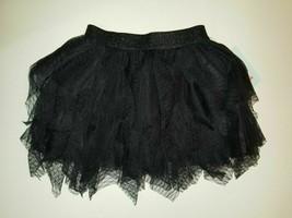 Toddler girls Tutu Skirt Black skirt sizes- 3T or 4T Cat & Jack NWT - $13.99