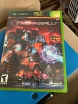 MechAssault (Microsoft Xbox, 2002) - $8.60