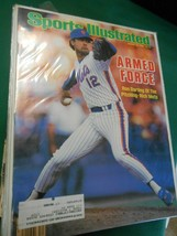 SPORTS ILLUSTRATED Aug.25,1986 ....NY METS...ARMED FORCE......FREE POSTA... - $9.49