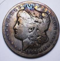 1892 CC MORGAN SILVER DOLLAR  KEY DATE * 608 - $151.90
