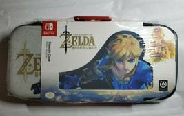 Legend Of Zelda Breath Of The Wild Stealth Case Nintendo Switch (USA SHIPS FREE) - $19.30