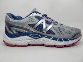 New Balance 840 v3 Size 10.5 M (B) EU 42.5 Women's Running Shoes Silver W840WP3