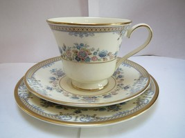 Minton Royal Doulton Fine Ivory Bone China Avonlea Cup, Saucer and Plate... - $34.00