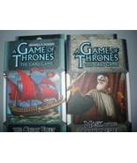 A Game of Thrones chapter pack lot of 2 mask of the archmaester the grea... - $10.98