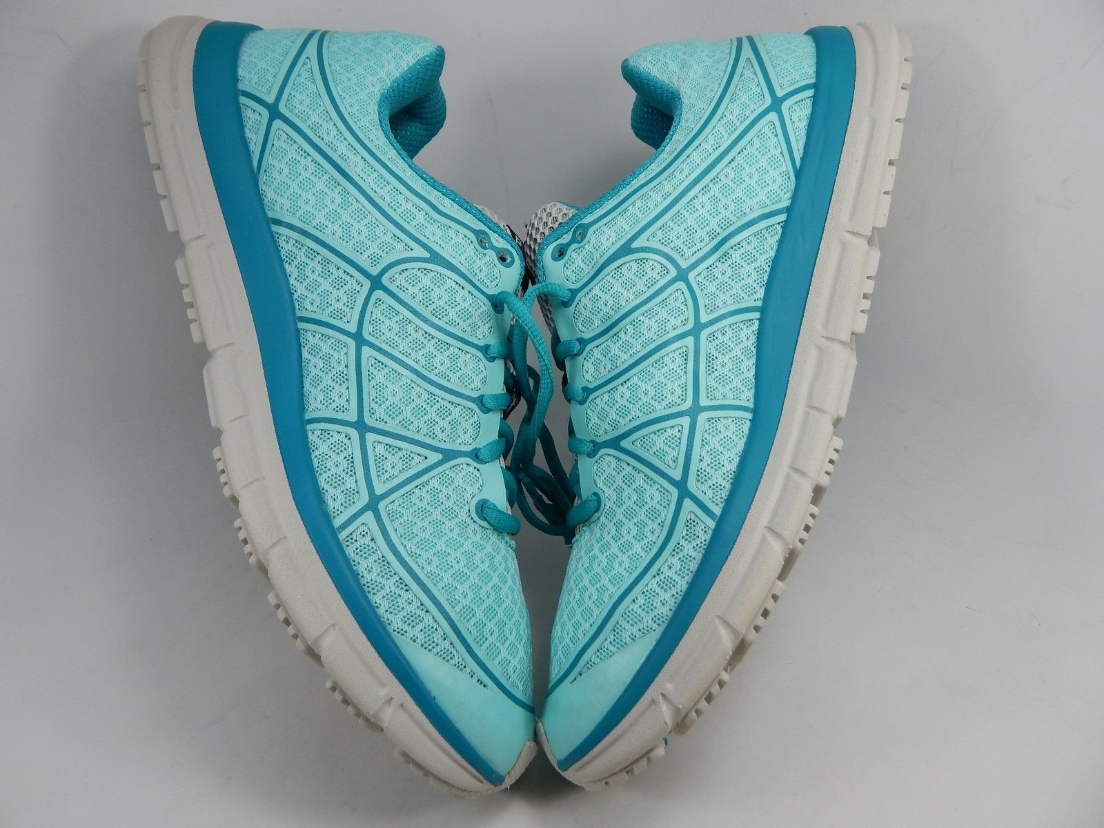 Pearl Izumi EM Road N 2 Women's Running Shoes Size 10.5 M (B) EU 42.5 Green