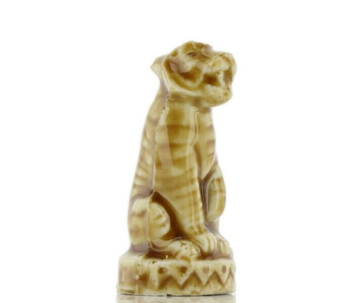 Wade Whimsies Porcelain Miniature Circus Tiger