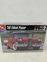 AMT ERTL 1958 '58 Edsel Pacer Model Kit 1:25 Factory Sealed - $19.34