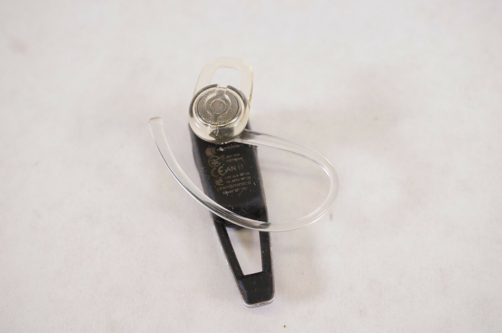 Plantronics Savor M1100 Bluetooth Wireless Headset - Headset Only