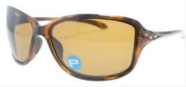 Oakley Cohort POLARIZED Sunglasses OO9301-05 Tortoise Frame W/ Bronze Ir... - $69.29