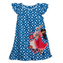 Disney Elena of Avalor Nightshirt for Girls Sz 4 - $19.99