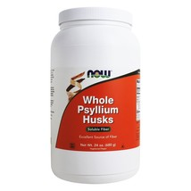 NOW Foods Psyllium Husk Whole, 24 Ounces - $22.75