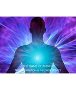 THE GAME CHANGER - TRANSFORMATIONAL INFUSION SERVICE   - $79.00