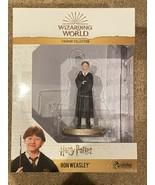 Wizarding World Harry Potter Ron Weasley Figurine 1:16 Scale Eaglemoss - $18.80