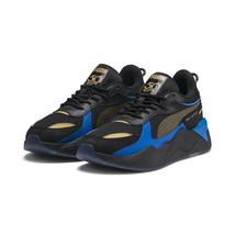 NIB*Mens PUMA  RS-X Hot Wheels  Sneaker*Black Blue Gold *size 8-13 - $199.00