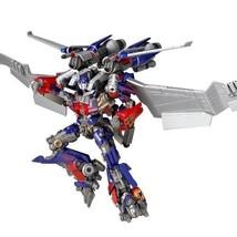 Nuovo Tokusatsu Revoltech No.040 Transformers Optimus Prime Jet Ala Ver. - $112.70