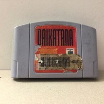 John Romero's Daikatana (Nintendo 64, 2000) N64 Authentic Tested - $29.02