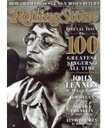 Rolling Stone Music Magazine, November 27 2008, 100 Greatest Singers Of ... - $0.99