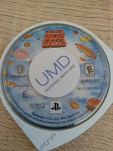 Sony Portable PSP Cloudy With A Chance Of Meatballs - $10.00