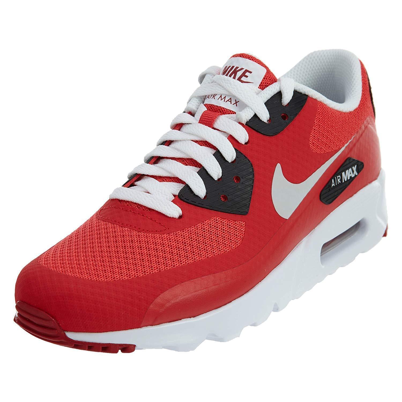 huge discount d40c1 4aa1e 57. nike air max 90 ultra essential mens sz 8.5 running low price 57. 57. nike  air max 90 ultra essential mens sz 8.5 running shoes red white 819474 600  ...