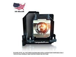 Lampedia OEM Equivalent Bulb with Housing Projector Lamp for BENQ MP611 / MP611c - $46.99