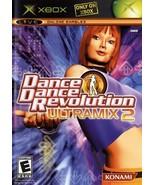 Dance Dance Revolution Ultramix 2 - Xbox - $24.99