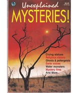 Unexplained Mysteries 1995 PB Visions Voices Fires Monsters Miracles - $3.99