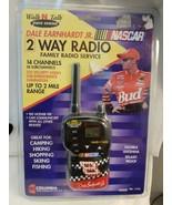 Walk n Talk Dale Earnhardt 2 Way Radio FRS / S14J - $19.75