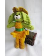 Amigurumi  handmade bunny doll toy- nursery decoration ornament - birthd... - $18.00