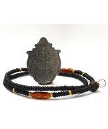 Thai Jewelry Amulet Necklace Phra Narai Ride Payakrut - $78.88