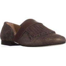 G.H. Bass & Co. Harlow Pointed Toe Loafers, Mocha, 6.5 US / 37.5 EU - $49.91