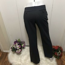 Calvin Klein Collection Women's Dark Green Dress Pants Sz 6 Made in Italy - $59.40