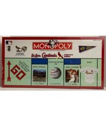 St. Louis Cardinals Collectors Edition Monopoly 2001 New In Box Factory ... - $36.58