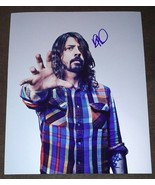 Dave Grohl Hand Signed 8x10 Photo COA Foo Fighters Nirvana - $60.00