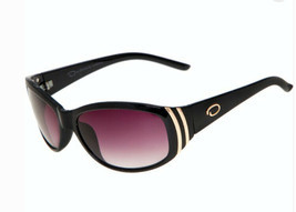 OSCAR DE LA RENTA Women's Rectangle Wrap Sunglasses BNWT - £185.31 GBP